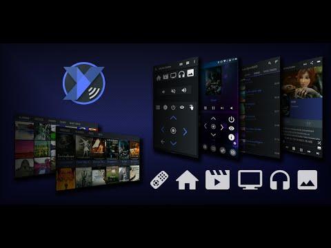 Video of Yatse, the Kodi / XBMC Remote