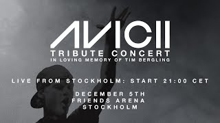 Sandro Cavazza, Aloe Blacc, Shermanology and More - Live @ Avicii Tribute Concert 2019