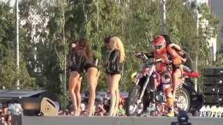 Мотофристайл-шоу Adrenaline FMX Rush (Казань, 15.07.2014)