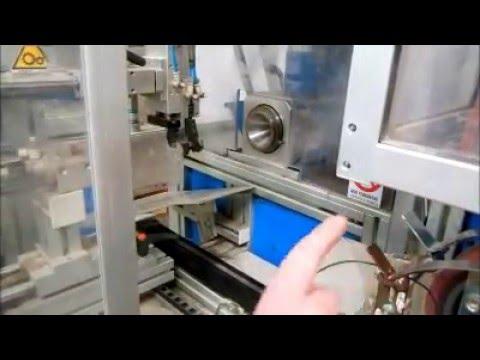 MGG Round Paintbrush Finishing / Rundpinsel-Ausputzmaschine