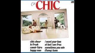 04. Chic - Happy Man (C'est Chic 1978) HQ