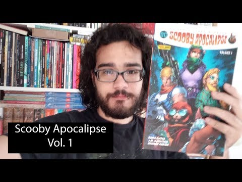 Scooby Apocalipse vol. 1 - 16/365hqs