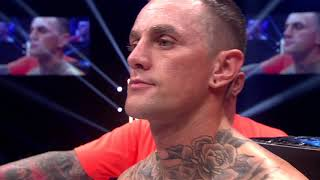 FULL MATCH - Nieky Holzken vs. Cedric Doumbé 2 - Welterweight Title Fight: GLORY 42 Paris
