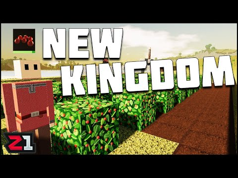 Starting My NEW KINGDOM in Colony Survival Ep 1 | Z1 Gaming