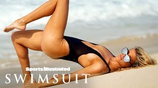 Tennis Star Genie Bouchard Pushes It To The Next Level | Uncovered | Sports Illustrated Swimsuit