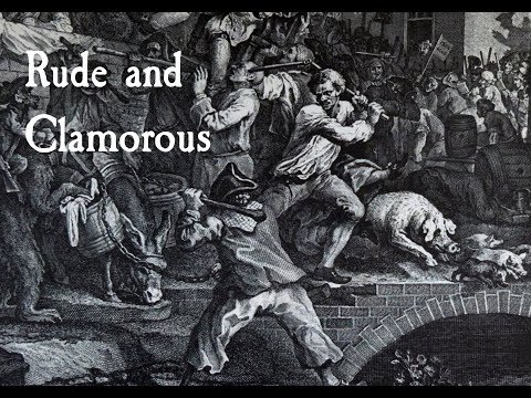 Boston Brawl – 18th century style – Recorded Live From the Nutmeg Tavern!