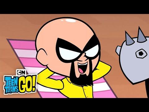 Teen Titans GO!   The Titans Become Villains   Cartoon Network