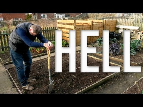 Gardening is HELL!