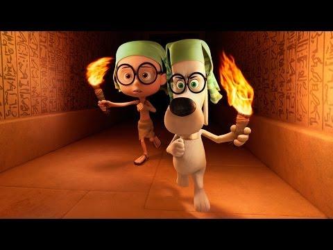 Mr. Peabody & Sherman (Clip 'Booby Trap')