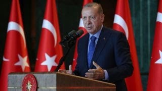 Concerns about the intentions of Turkey