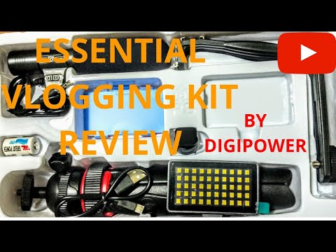 Download Essential Vlogging kit Review Mp4 HD Video and MP3