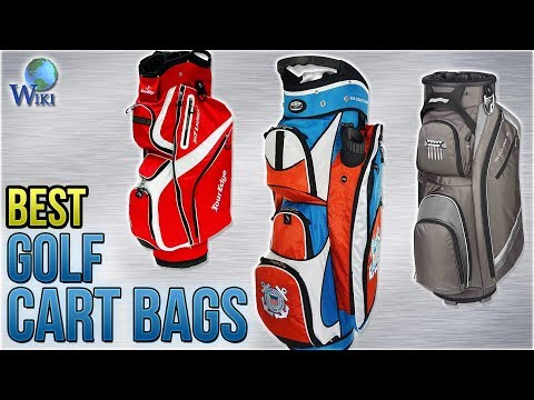 10 Best Golf Cart Bags 2018