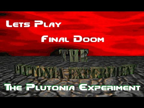 Final Doom Walkthrough - Plutonia Experiment - Map 09