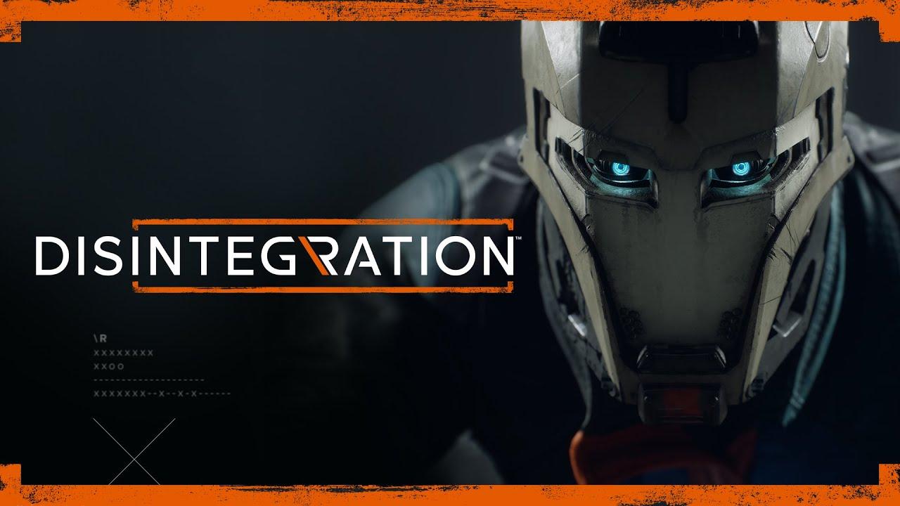 Анонсирующий трейлер игры Disintegration