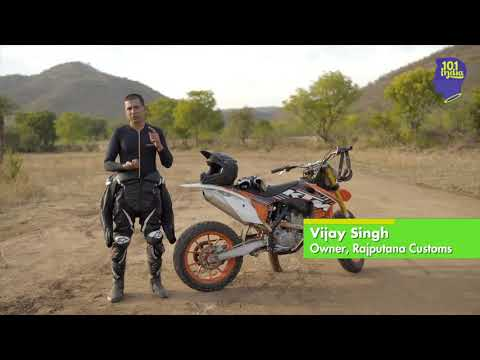 Flat Tracking With Vijay Singh | 101 Magnificent Motorcycle Men
