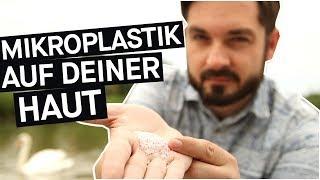 Mikroplastik: Wie viel Mikroplastik steckt in unseren Kosmetika und Flüssen!?    PULS Reportage