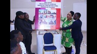 farug launches report on LBQ women in Uganda