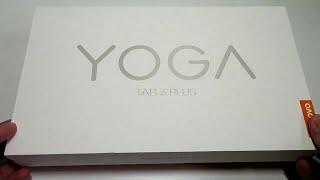 Lenovo Yoga Tab 3 Plus| Unboxing & First Impressions - dooclip.me
