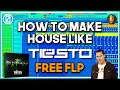 HOW TO: Tiësto - The Business (FREE FLP)🔥