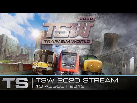 Train Sim World 2020 Features Stream thumbnail