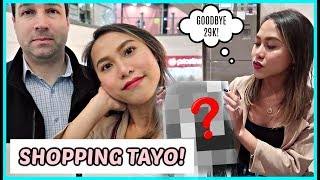 GUMASTOS NA NAMAN SI MISIS! FRIDAY NIGHT SHOPPING! ❤️ | rhaze