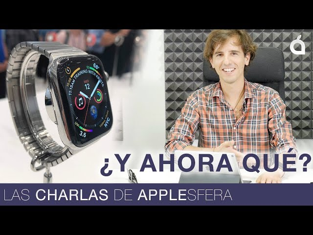 Resaca Post-Keynote 2018: ¿Qué significan realmente los nuevos iPhone y el Watch Series 4?