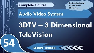 3DTV - 3 Dimensional Television System