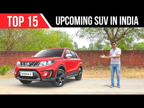 Upcoming SUV In India In 2018, 2019 (15+ SUV's)