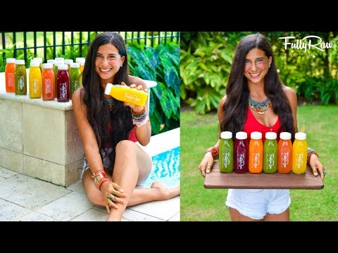 Video How to Do a 3-Day Juice Cleanse!