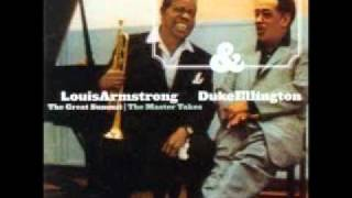"Louis Armstrong & Duke Ellington ""It Don't Mean a Thing (If It Ain't Got That Swing)"""