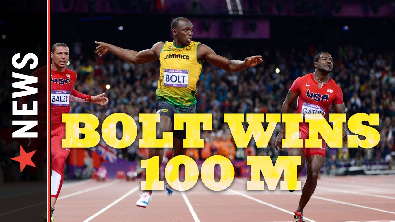 Usain Bolt Wins Gold in 100m - Track and Field Weekend Highlights - 2012 Olympics thumbnail