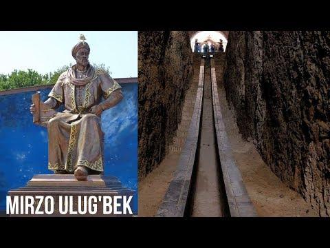 Mirzo Ulug'bek rasadxonasi va madrasasi haqida qiziqarli ma'lumotlar