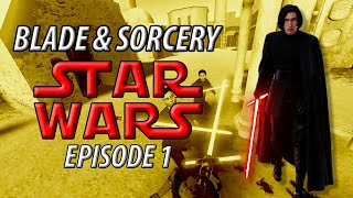 Blade and Sorcery STAR WARS