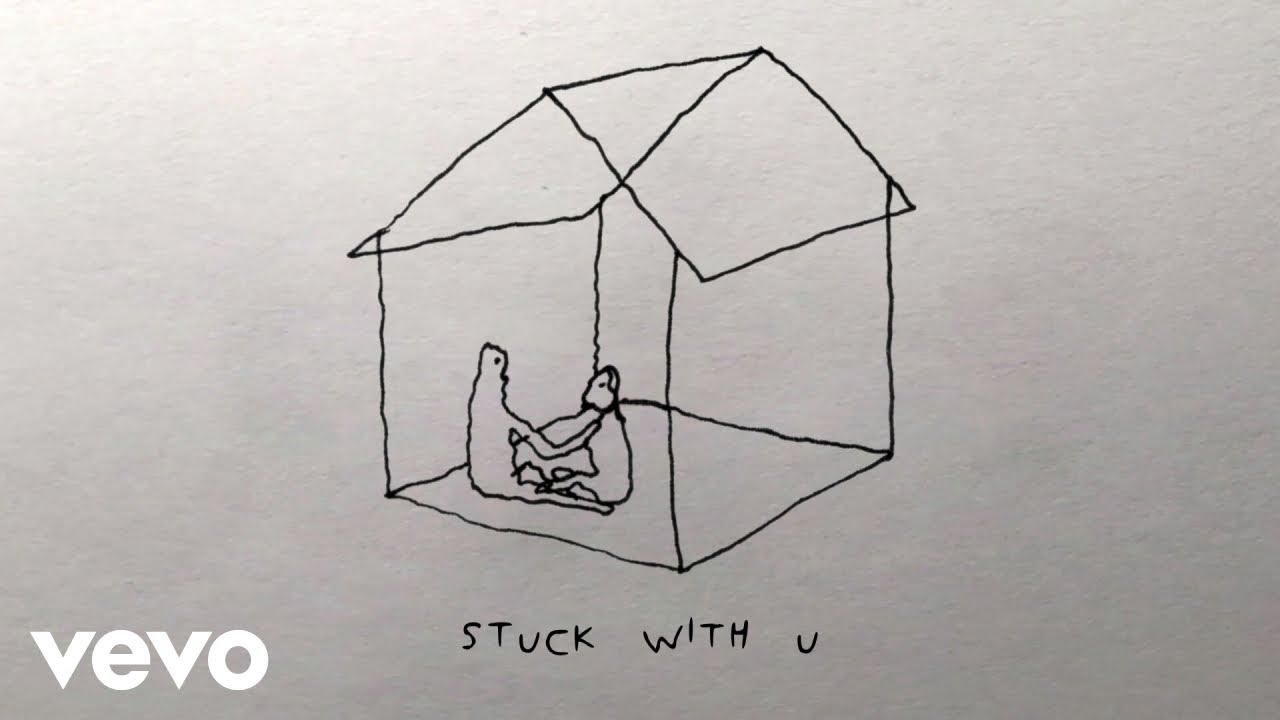 Stuck with U Lyrics - Ariana Grande, Justin Bieber