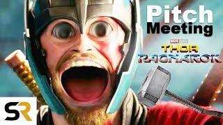 Thor: Ragnarok Pitch Meeting