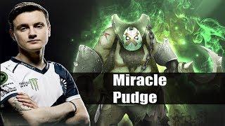 Dota 2 Stream: Liquid Miracle playing Pudge