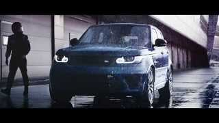 Range Rover Sport SVR Launch