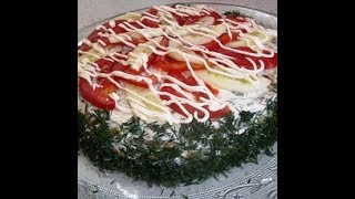 Кабачковый торт. Блюда из кабачков. Торт кабачковый.