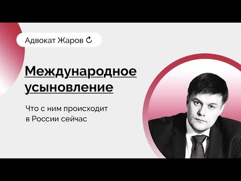 Международное усыновление. Что с ним происходит в России сейчас?