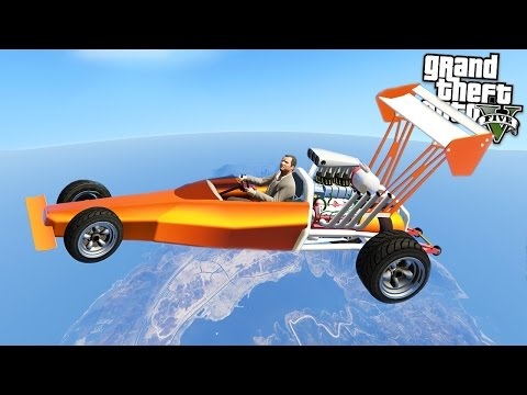 THE FASTEST CAR IN THE WORLD! GTA 5 Mods Showcase!