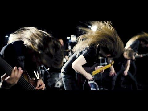 First Fragment - Le Serment de Tsion (Official Music Video) online metal music video by FIRST FRAGMENT