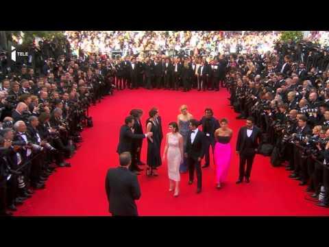 世界三大影展之一 : 法國坎城影展-Festival de Cannes, France