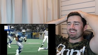 Rugby Fan Reacts to BARRY SANDERS Top 50 Most Ridiculous Plays of All Time!