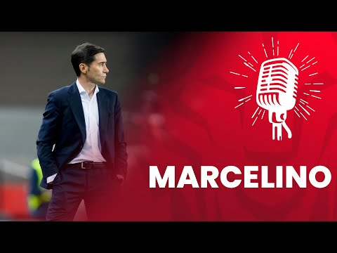 🎙️ Marcelino | post Athletic Club – FC Barcelona | Final Copa 20-21