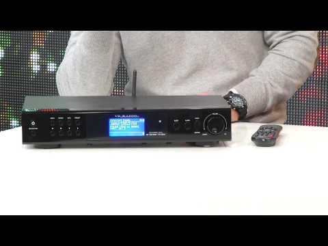 VR-Radio Internetradio-Tuner IRS-820.HiFi mit Digitalradio DAB+ & UKW