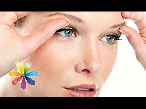 Как убрать крупные морщины на лице