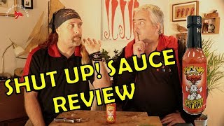 Shut Up Sauce by Sauceworks review