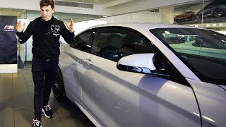 Going to pick up my NEW CAR! (2018 BMW M2 Competition)