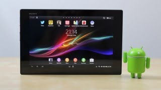 Review: Sony Xperia Tablet Z (Deutsch) | SwagTab