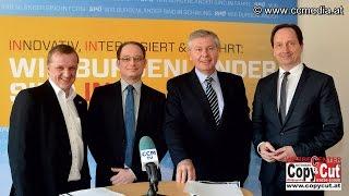 preview picture of video '19. 3. 2015 - PK der SPÖ - Bahnverbindung Eisenstadt - Wien - CCM-TV.at'